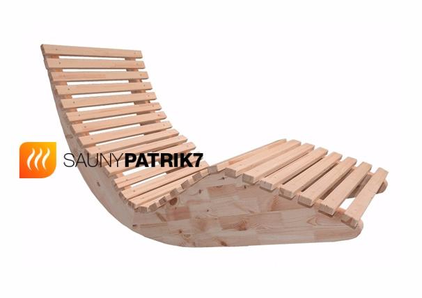 Sauny Patrik 7 - relax kreslo