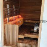 Sauny Patrik 7 kombinovana sauna