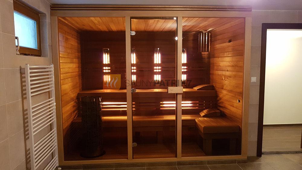 kombinovana sauna