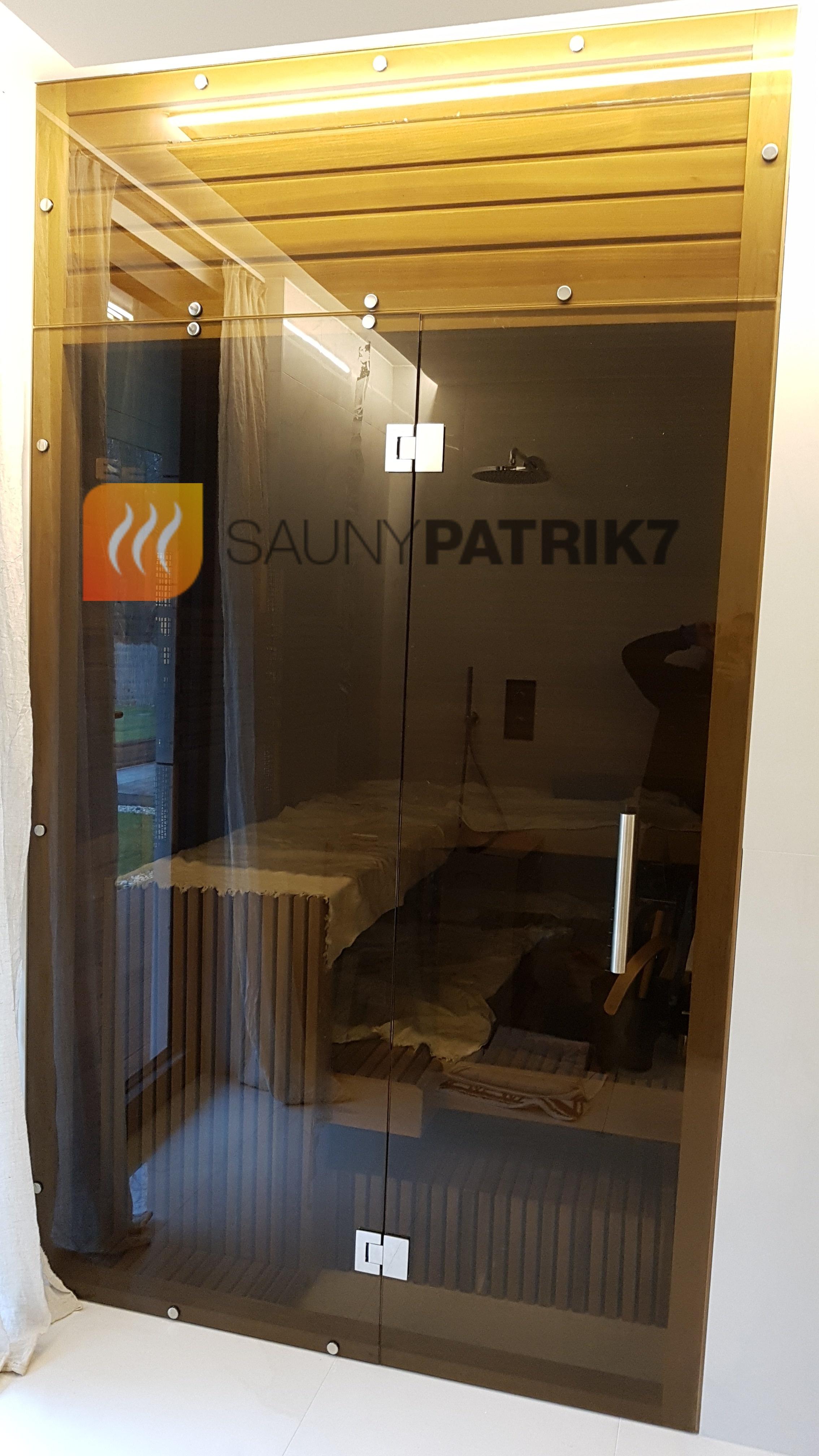A-typ presklenie exklusive - sauny patrik 7