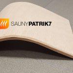 Sauny Patrik 7 - podhlavnik 1