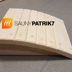 Sauny Patrik 7 - podhlavnik 2
