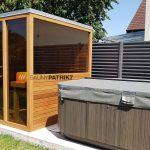 saunovy domcek - Sauny Patrik 7