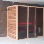 finska sauna na mieru - thermoosika