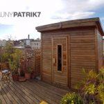 saunovy domcek na mieru - Vieden