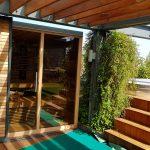 Sauny Patrik 7 - exterierova sauna ceder