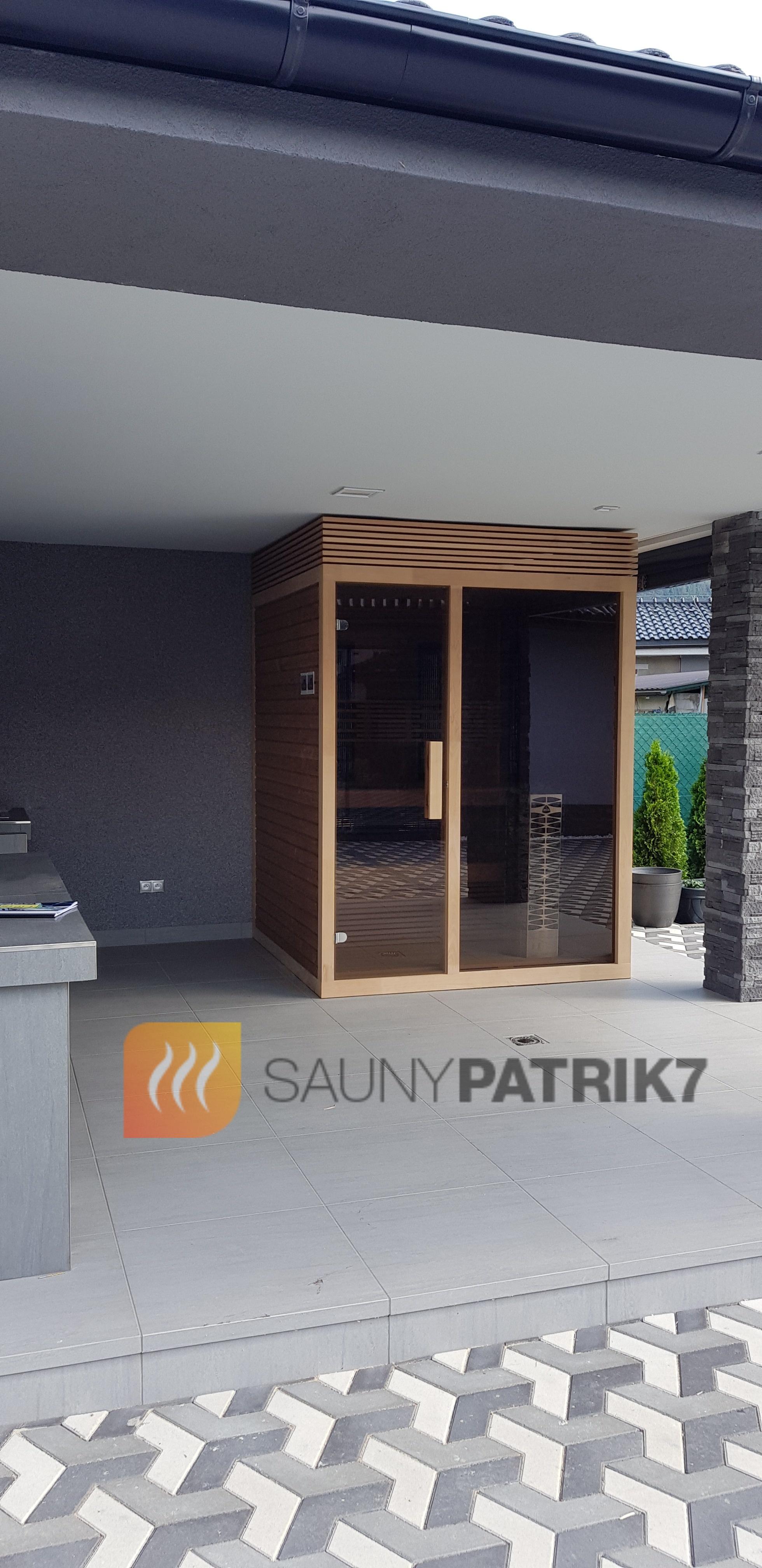 Sauny na mieru - exterier -sauny patrik 7