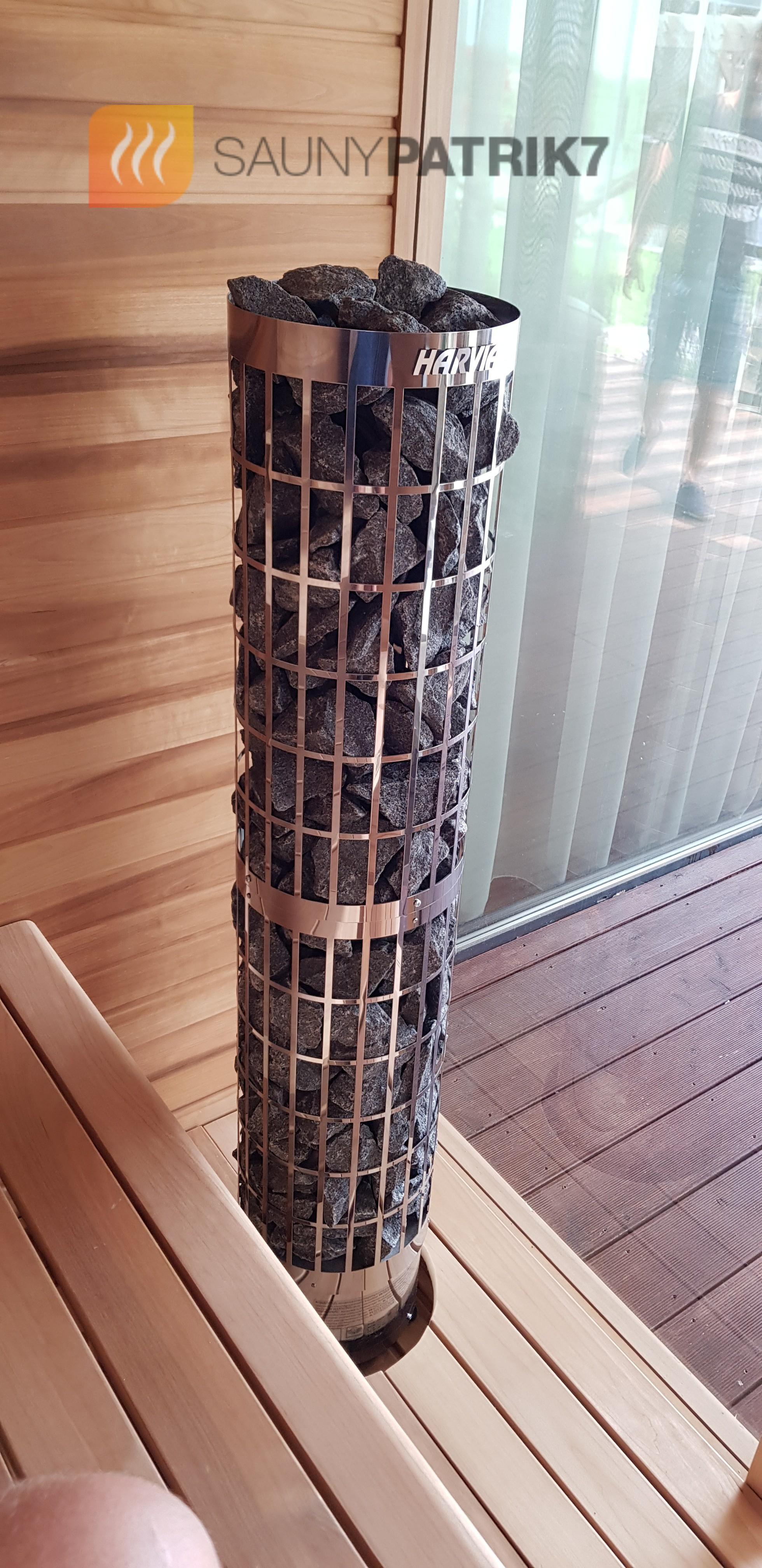 Saunová pec - sauny patrik 7