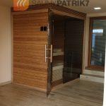 kombinovana sauna na mieru - thermowood