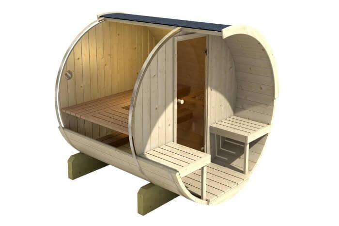 mala smrekova sudova sauna