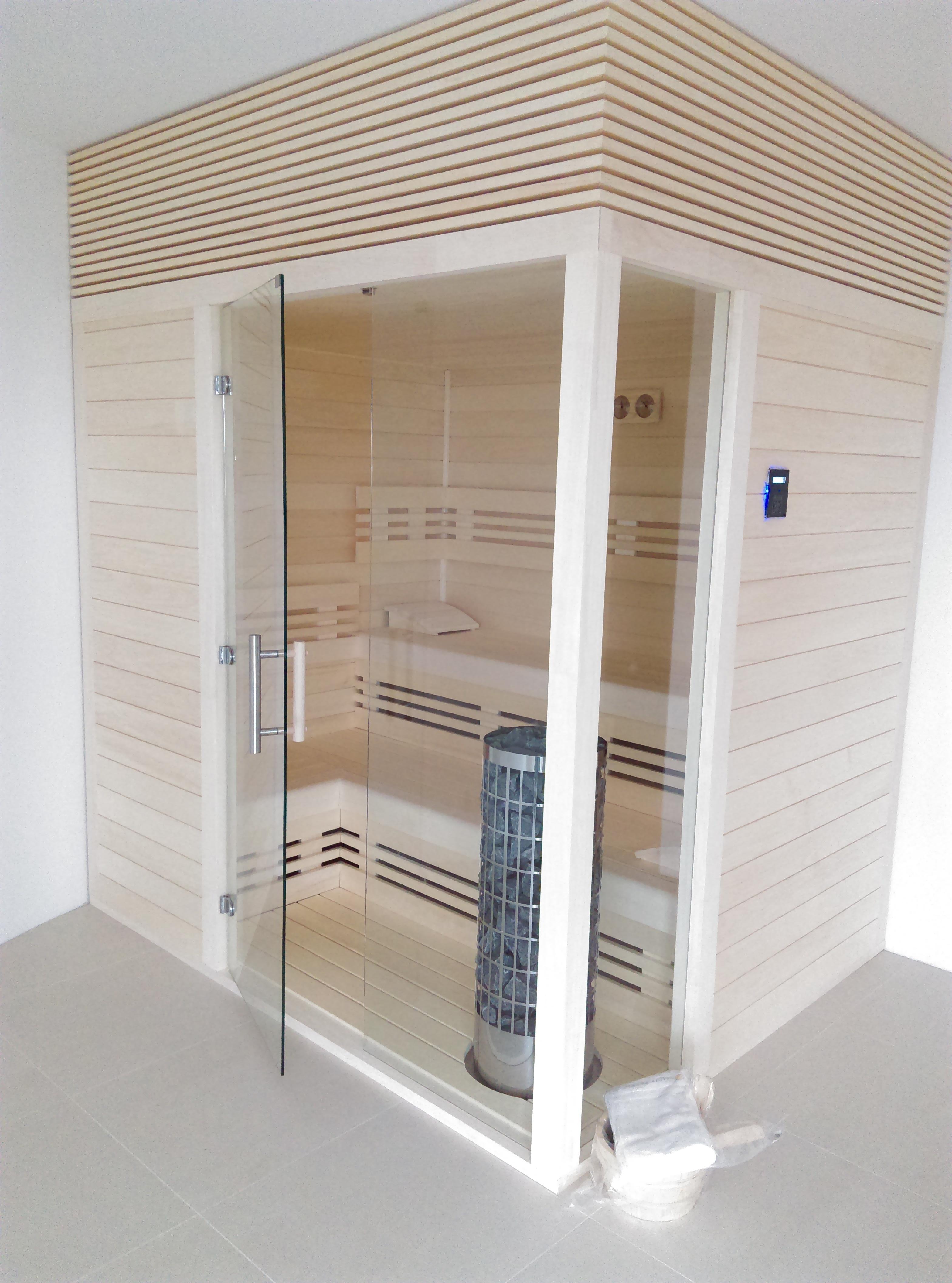 Biela osika - sauny na mieru