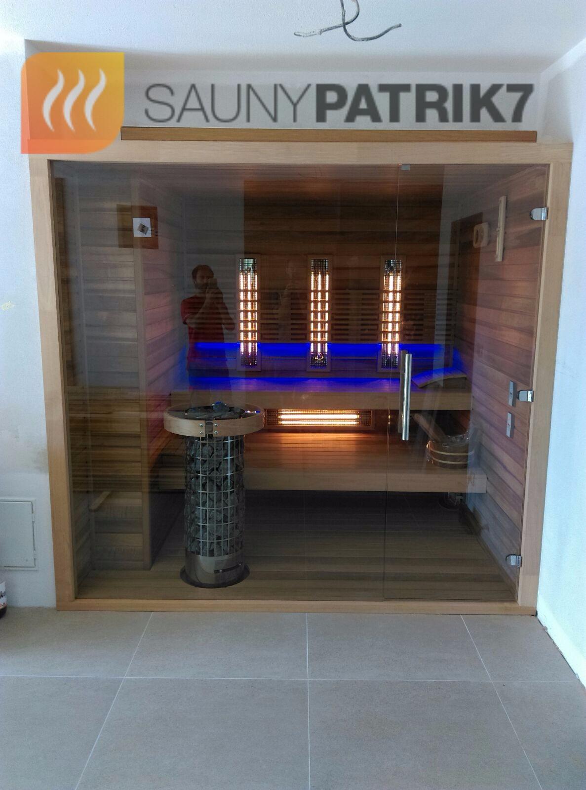 kombinovana sauna sauny patrik 7