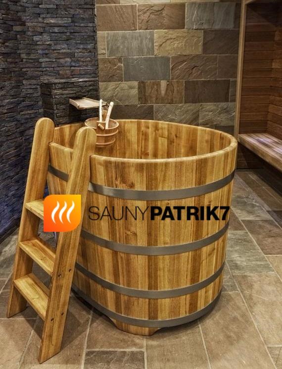 Sauny Patrik 7 - kada